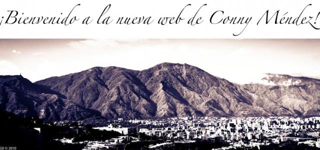 Web Oficial Conny Méndez - Ávila