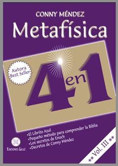 Metafísica 4 en 1 - Vol. III
