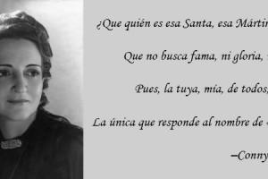 Poema a las madres, de Conny Méndez