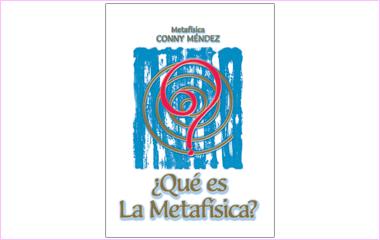 ¿Qué es la Metafísica?